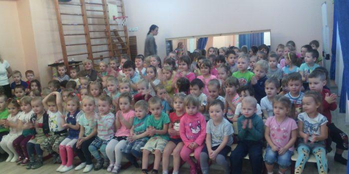 Концерт «Зимняя сказка» в Детском саду № 62