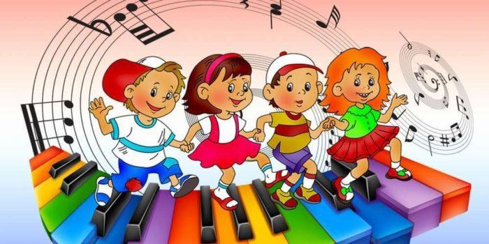 Концерт «Веселые нотки»