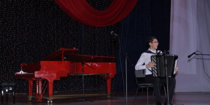 Юбилейный концерт ДМШ 2 г.Волжского