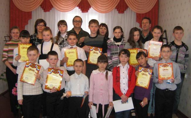 Школьный конкурс «Соло и ансамбли»