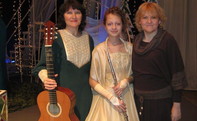 Рождественский концерт 2014г