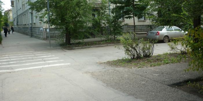 Маршрут до школы
