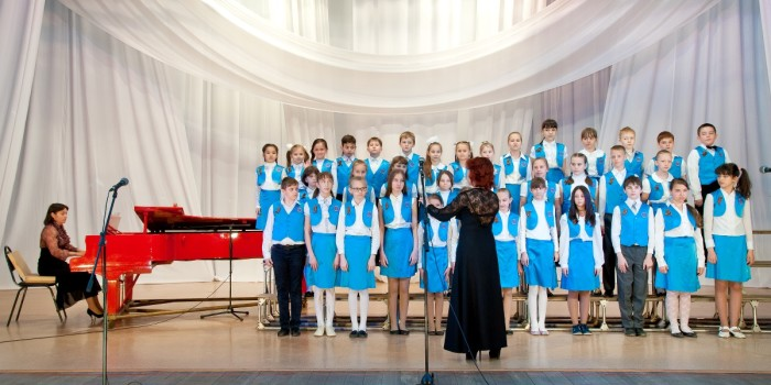Отчетный концерт Детской музыкальной школы 2015г.