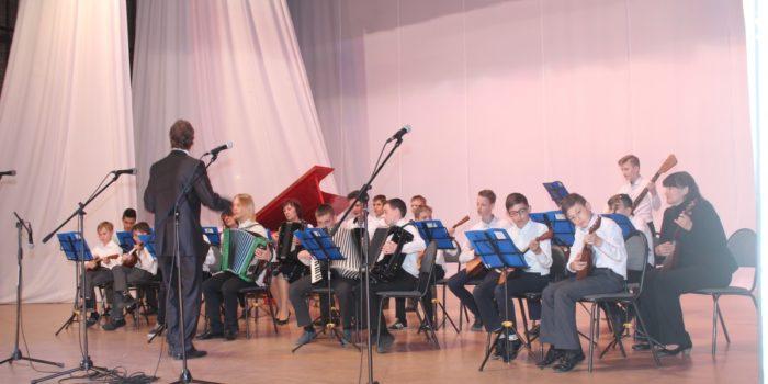 Отчетный концерт школы-2018