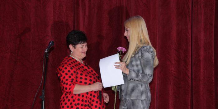 Награждения Почетными грамотами на Юбилейном концерте ДМШ 2