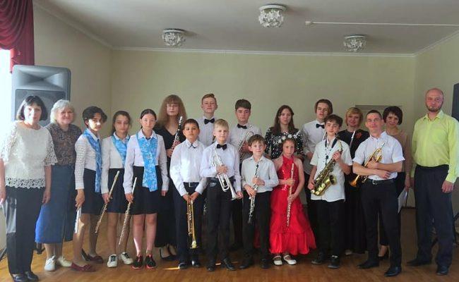 Концерт, посвященный Дню Победы!